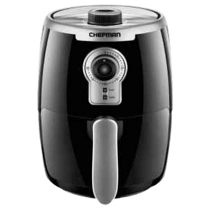 6 Top Rated Air Fryers-for One Person-Chefman TurboFry 2 Quart Air Fryer