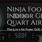Ninja Foodi 5 in1 Indoor Grill 4 Quart Air Fryer