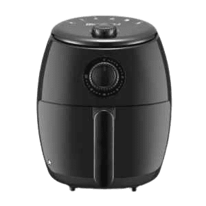 6 Top Rated Air Fryers-for One Person-Elite Gourmet EAF-0201