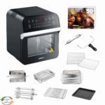 GoWISE USA Air Fryer Oven and Accessories