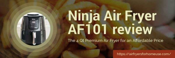 Ninja Air Fryer AF101 Featured Image